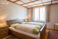 Gasthof Kreuz Bildstein Zimmer Bett