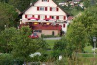 Gasthof Kreuz Bildstein von vorne