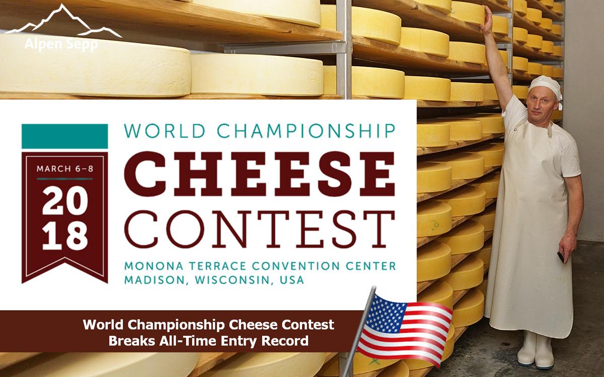 Rehmer Sennhus Käse Weltmeisterschaft 2018 - USA