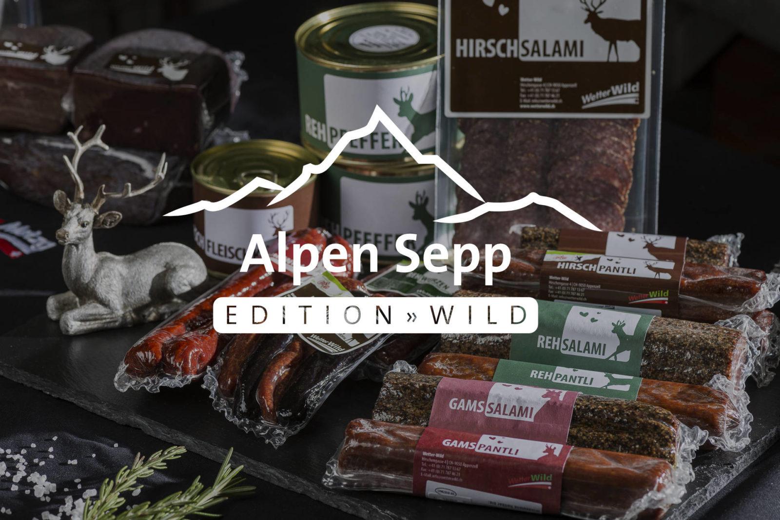 Alpen Sepp | EDITION WILD ist da
