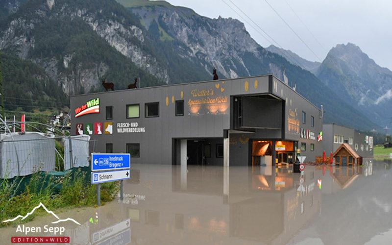 Sturzflut und Überschwemmung Wetter Wild GmbH