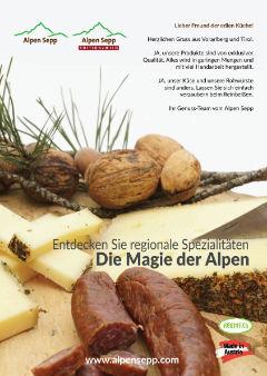Die Magie der Alpen