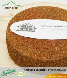 Chilikäse Käselaib 6 kg