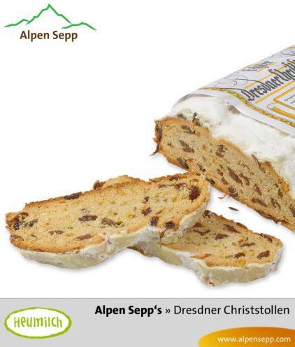 Original Dresdner Christstollen 1,5 kg