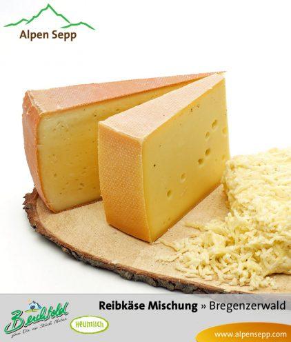 Reibkäse Käsemischung 1 kg