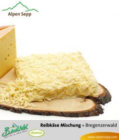 Reibkäse - würzige Käsemischung - 1 kg