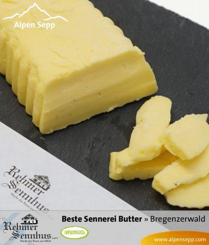 Butter von der Sennerei bzw. vom Senn