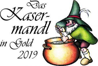 Kasermandl 2019 Logo
