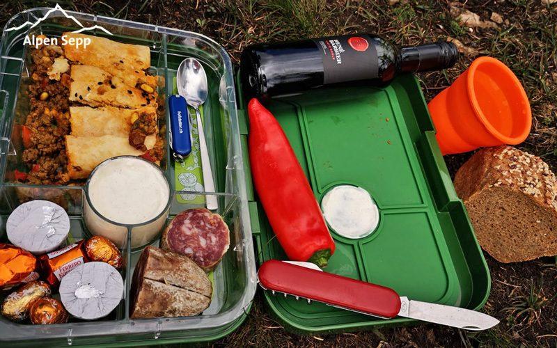 Yumbox Lunchbox Snackbox XL