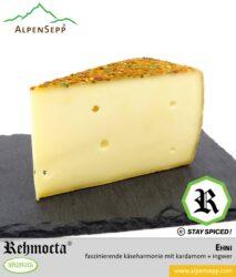 REHMOCTA® » Ehni « | Käse Spezialität | mit STAY SPICED ! Gewürzmischung + ein Hauch von Kardamom & Ingwer